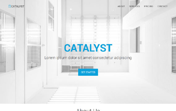html 5 template